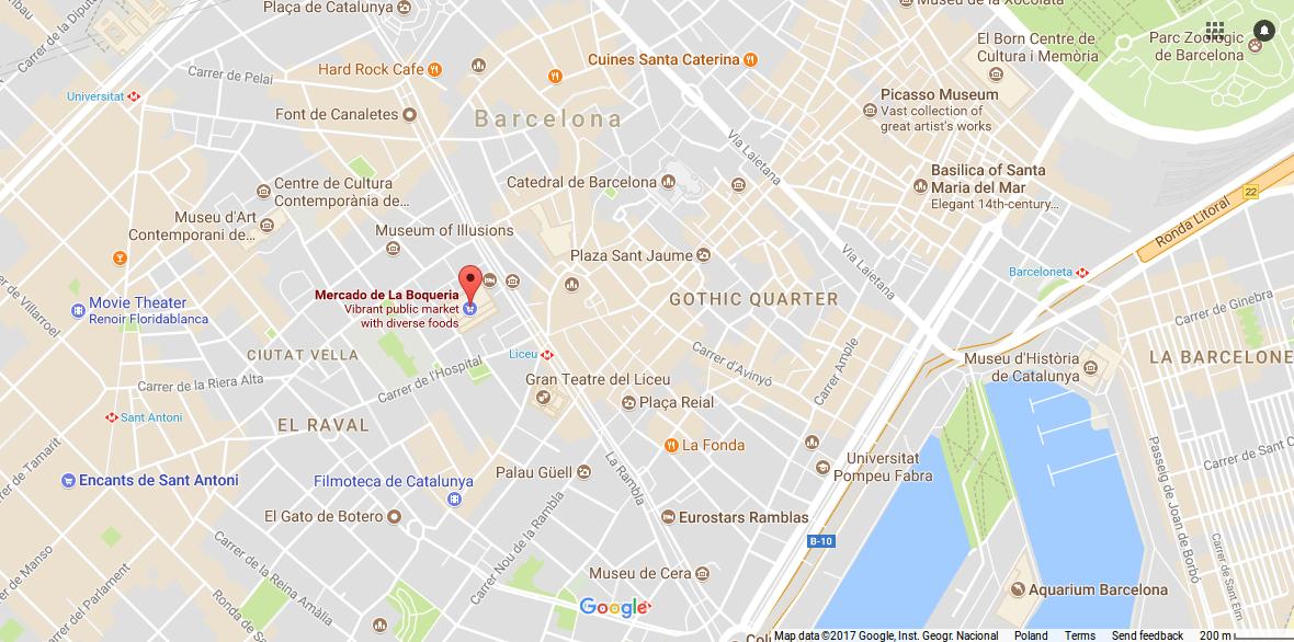 la boqueria_barcelona_mapa