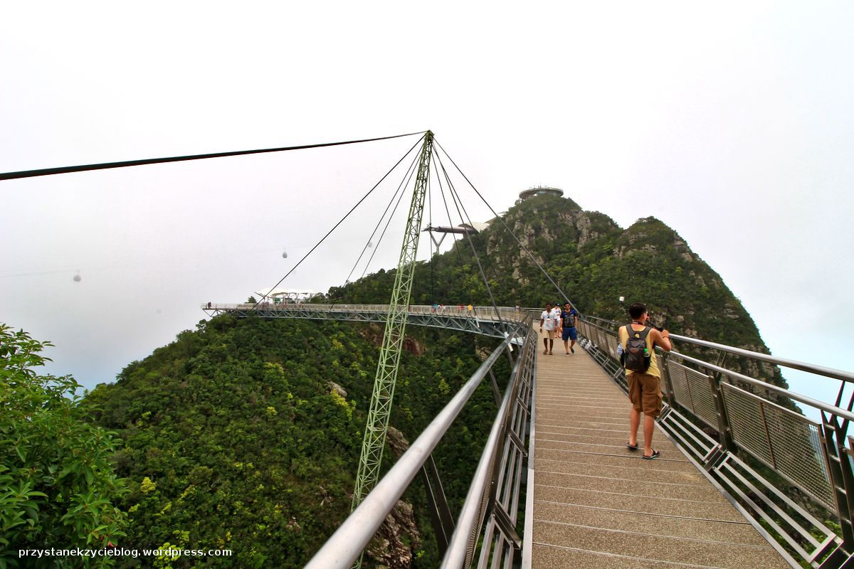 langkawi sky bridge_malezja