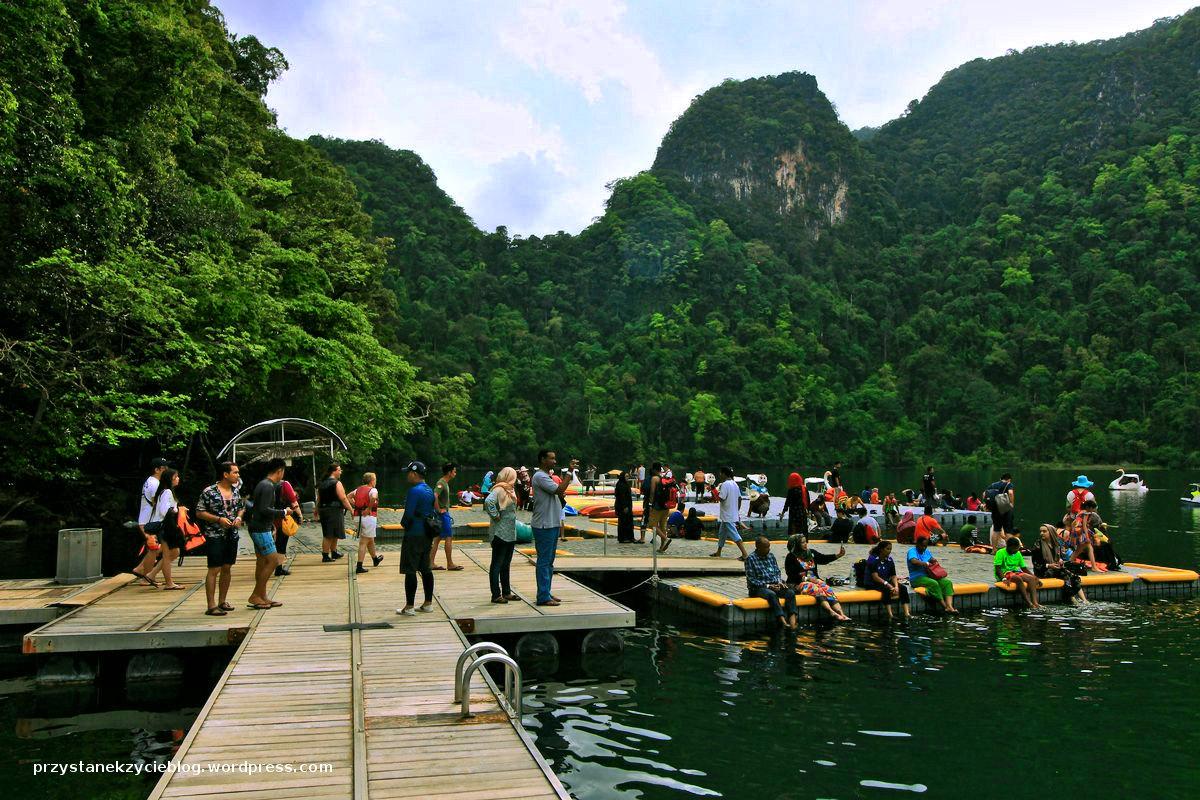 langkawi_dayang bunting_malezja_jezioro