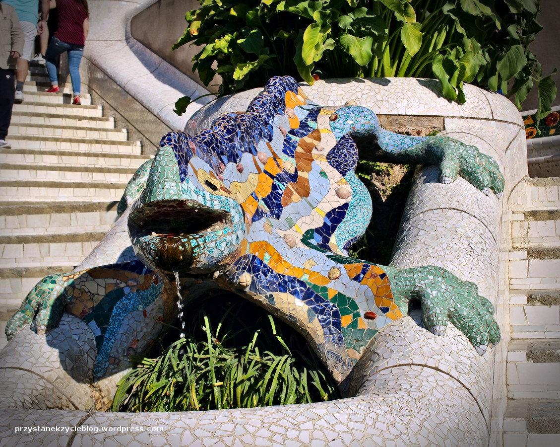 salamandra_park guelle_barcelona